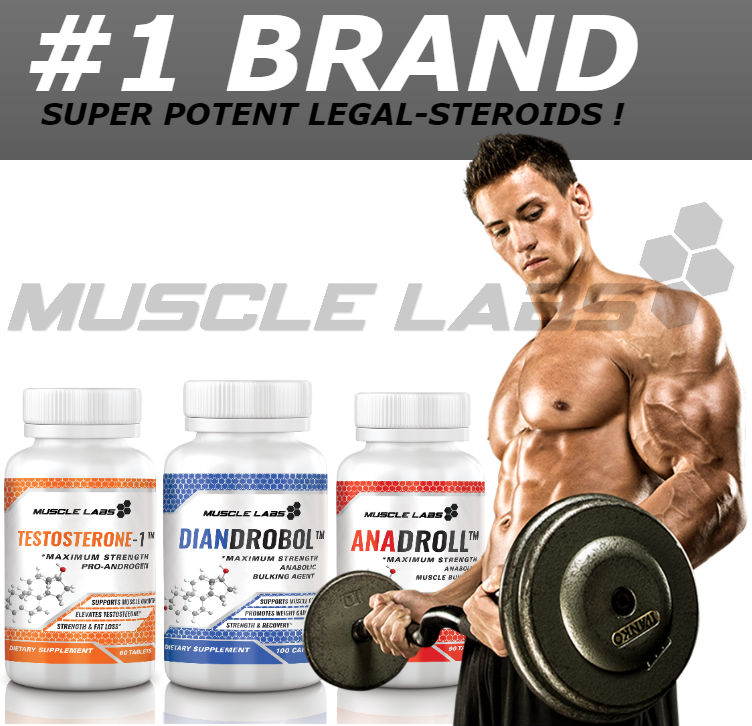 3 bottles of muscle labs usa Legal steroids with a bodybuilder doing bicep curls